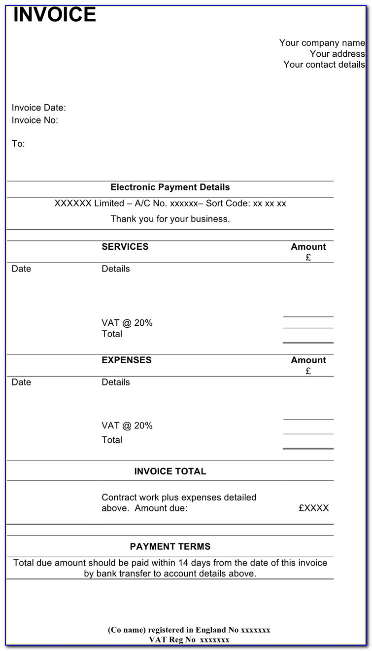 Invoice Factoring For Contractors