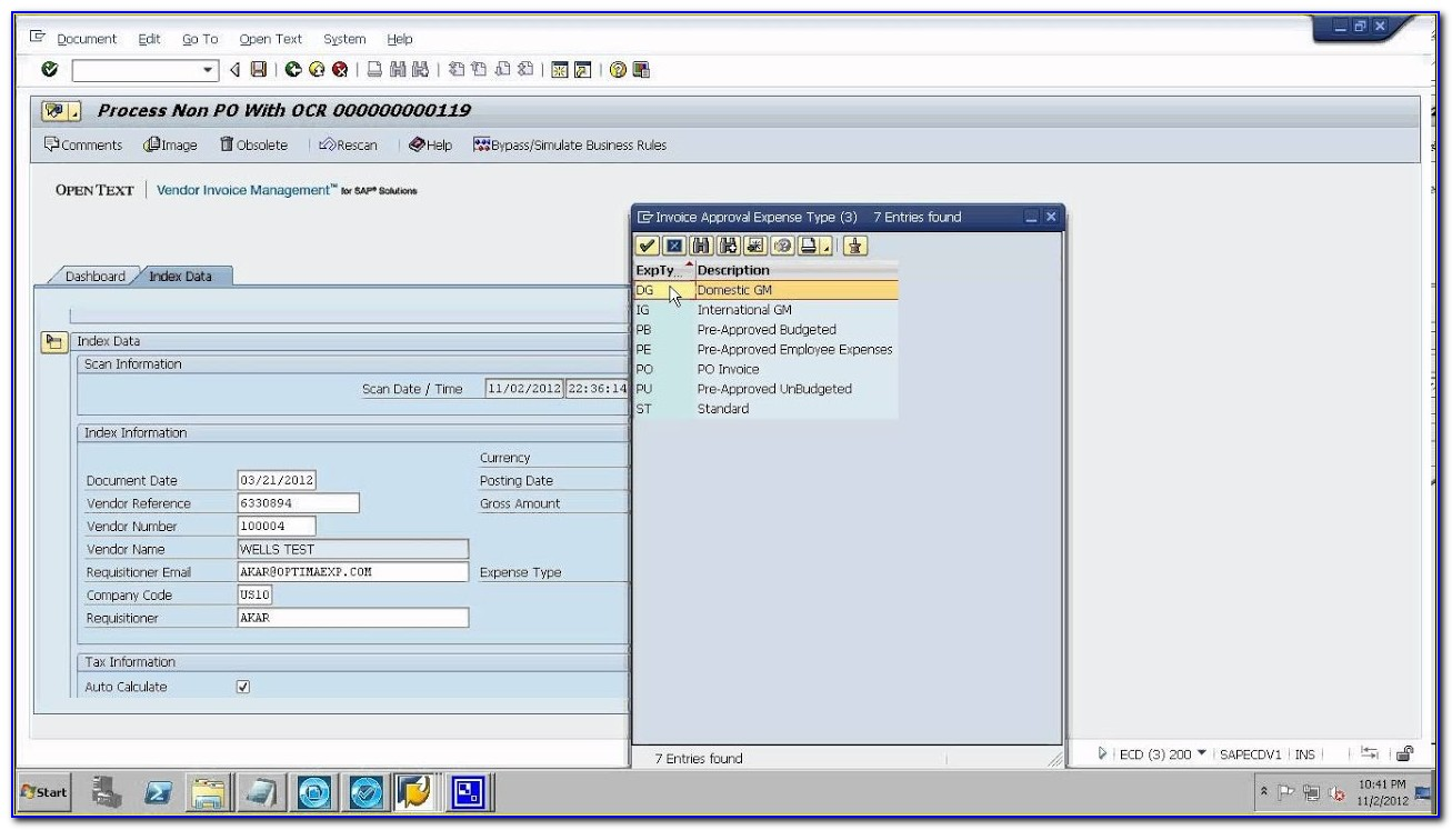 Invoice Workflow In Sap Mm