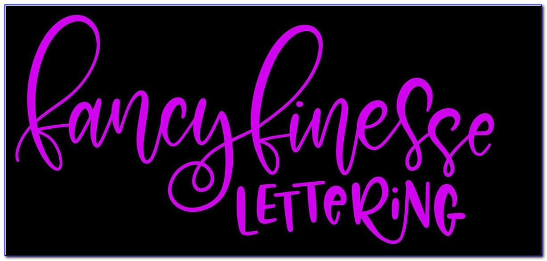 Ipad Lettering Procreate Brushes Free