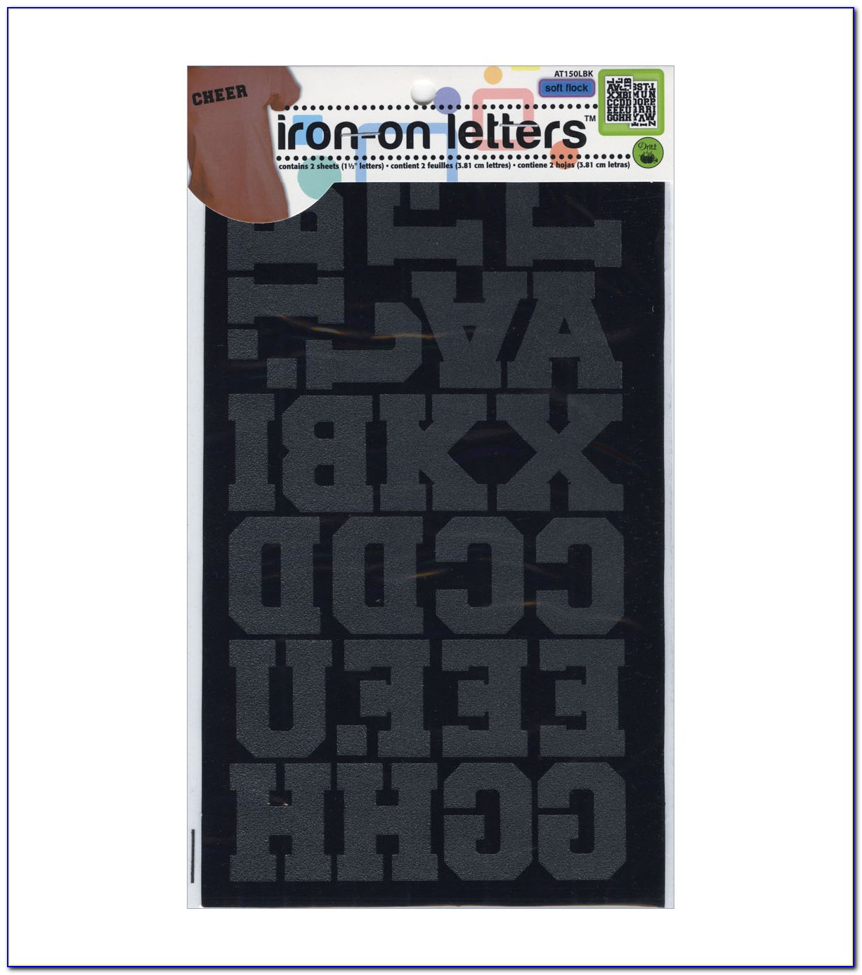 Iron On Cursive Letters Joann