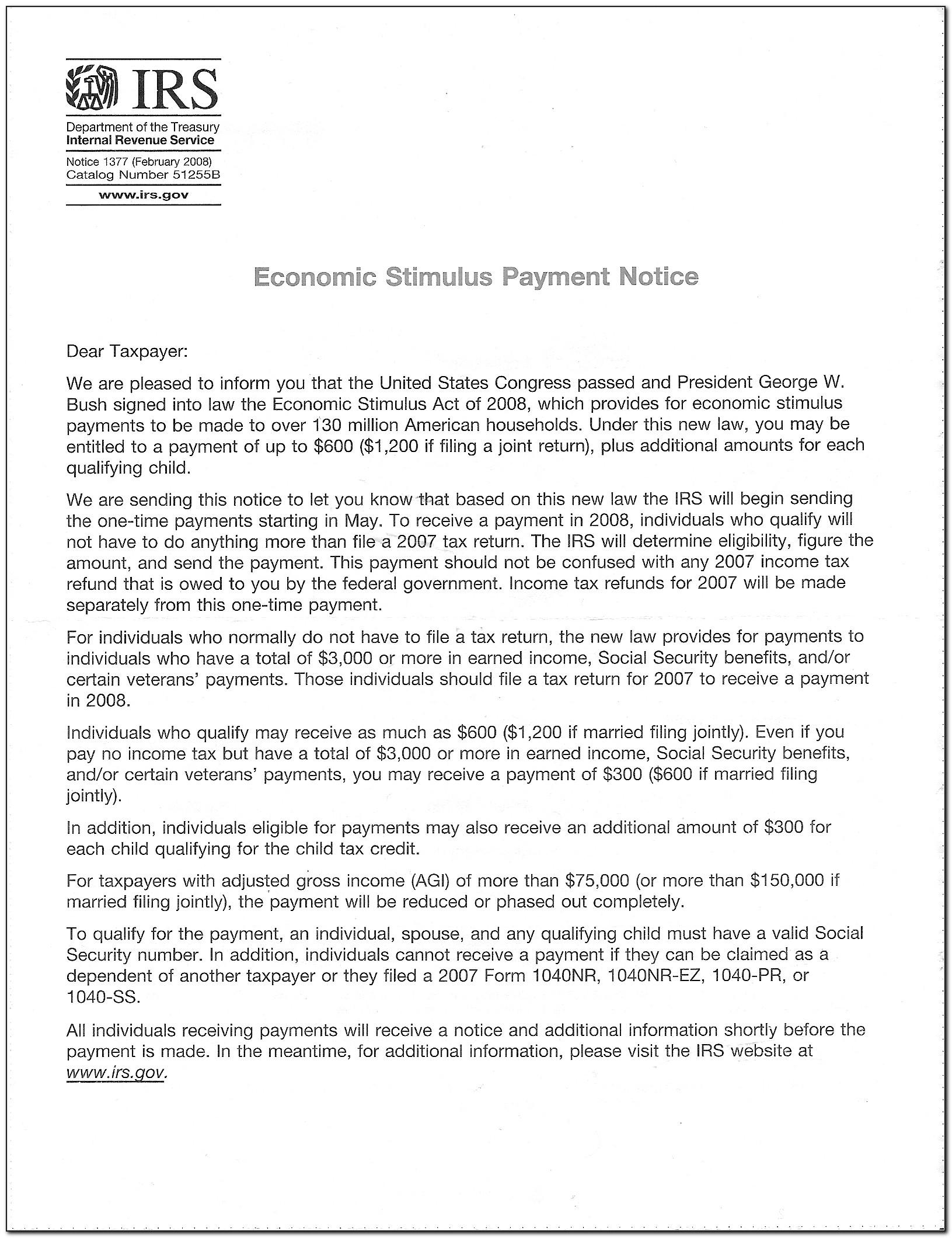 Irs Audit Appeal Letter Example
