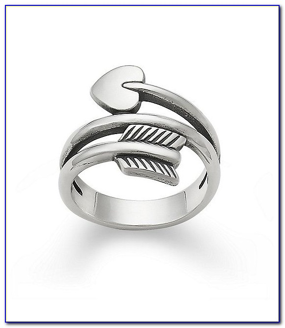 James Avery Letter K Ring