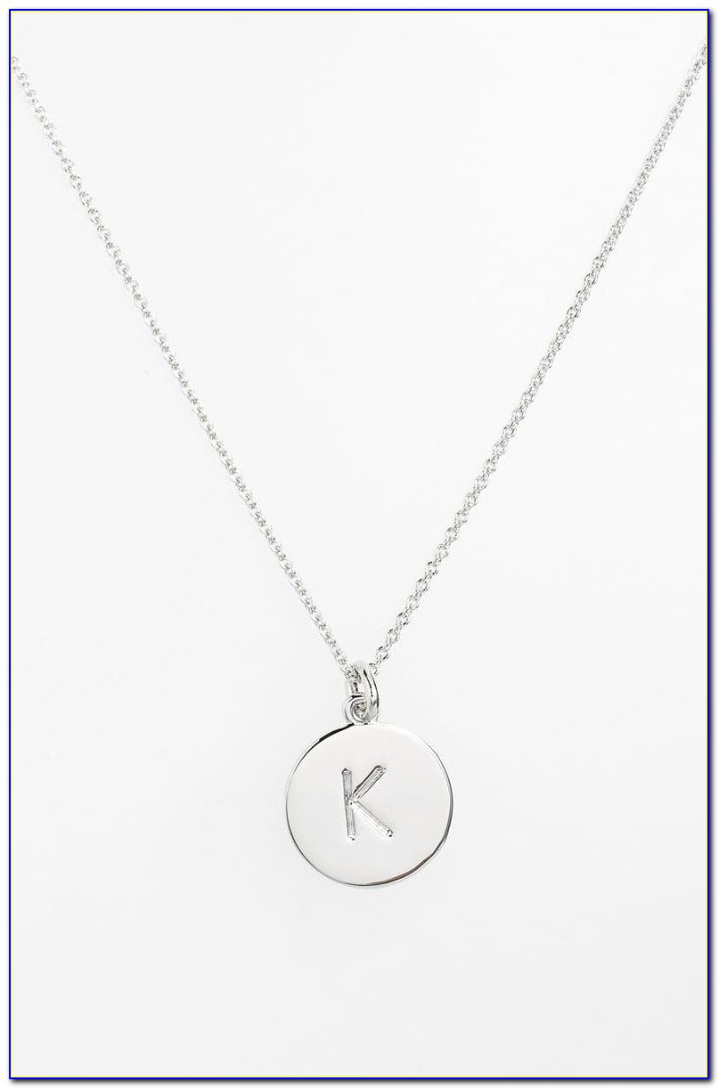 Kate Spade Letter Necklace Amazon
