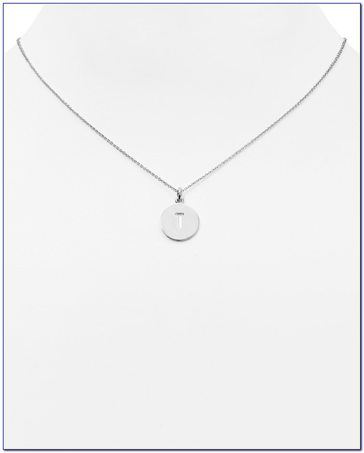 Kate Spade Letter Necklace The Bay