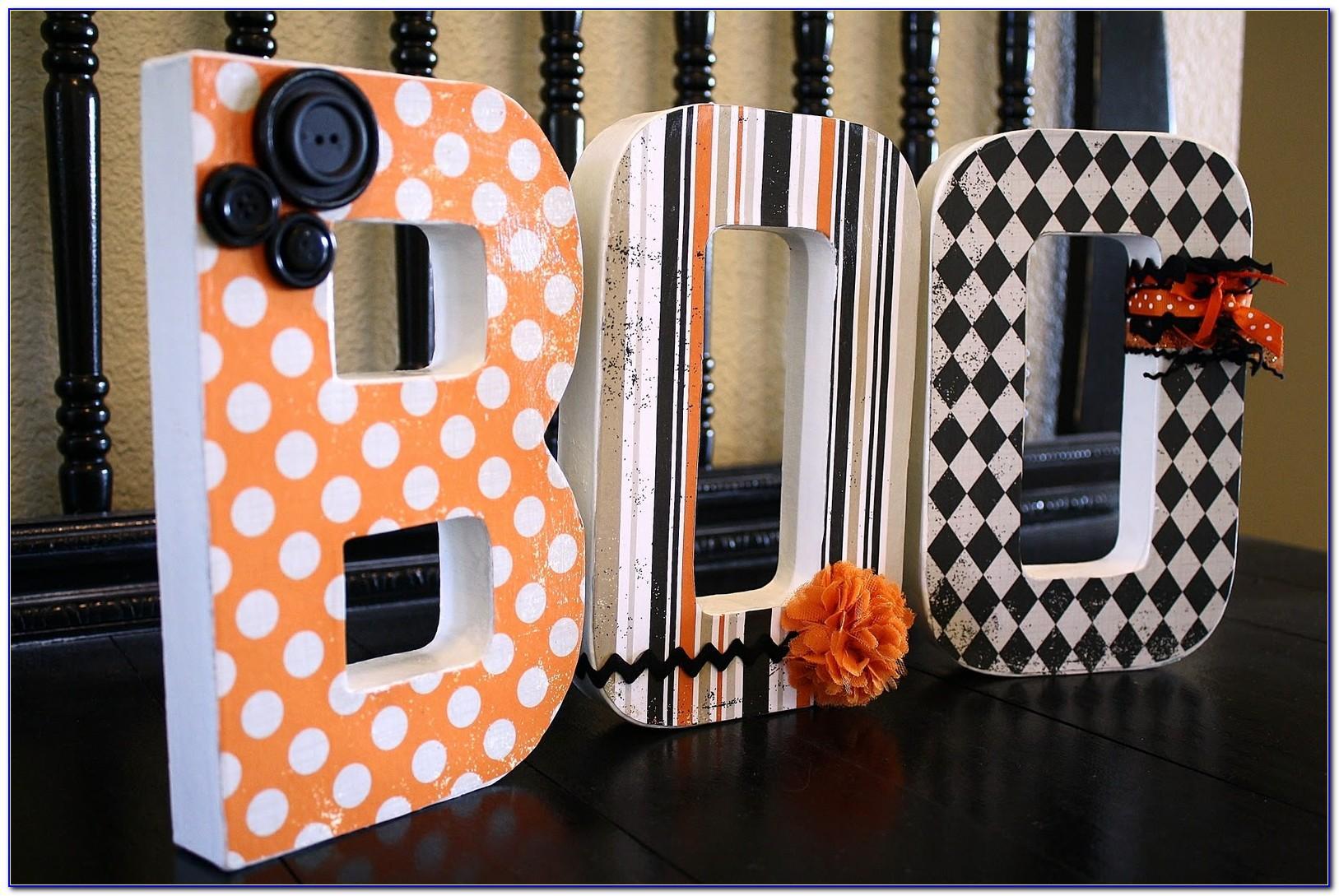 Large 3d Paper Mache Letters