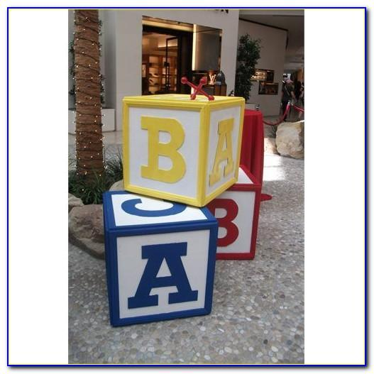Large Block Letters To Print