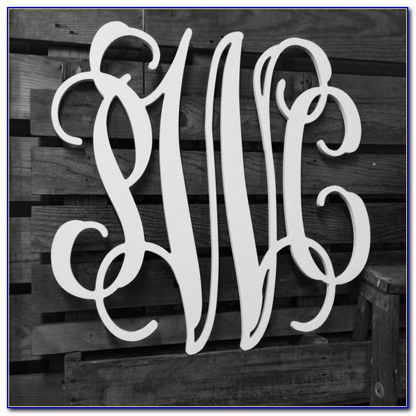 Large Wooden Letters Michaels