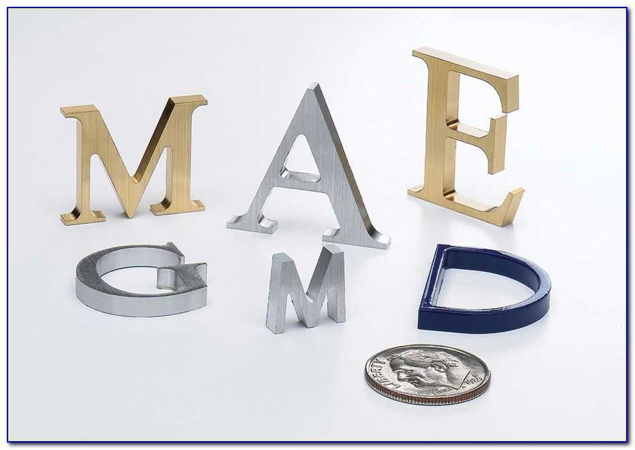 Laser Cut Letters Nz