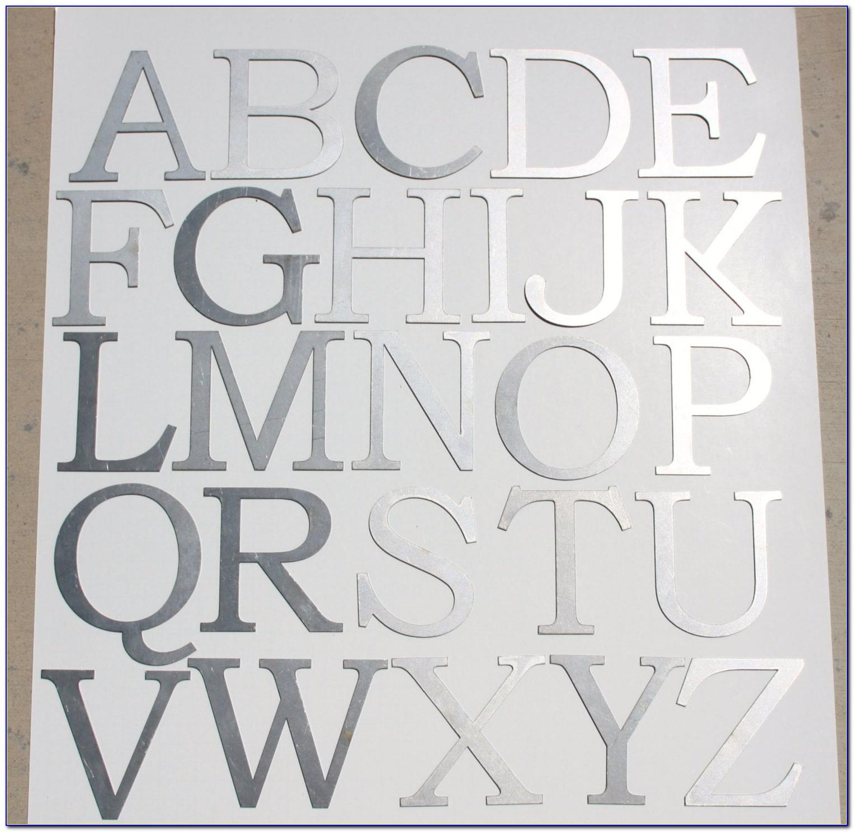 Laser Cut Letters Sydney