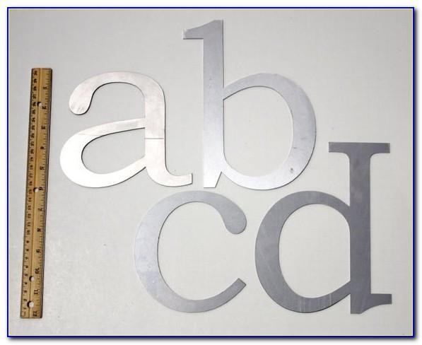 Laser Cut Letters Uk