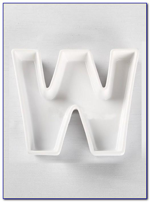 Letter Candy Dishes Target