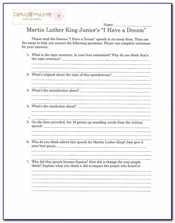 Letter From Birmingham Jail Comprehension Questions