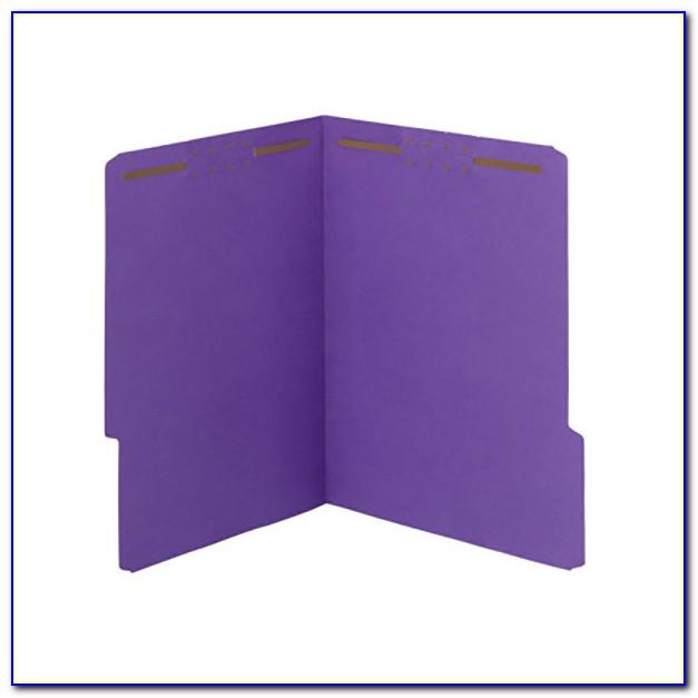 Letter Size File Folder Frame
