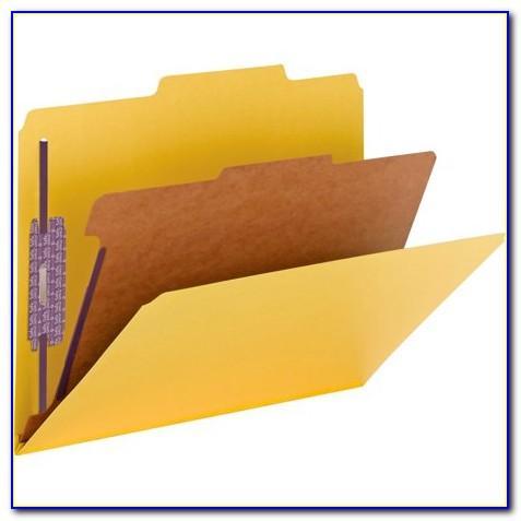 Letter Size File Folder Holder