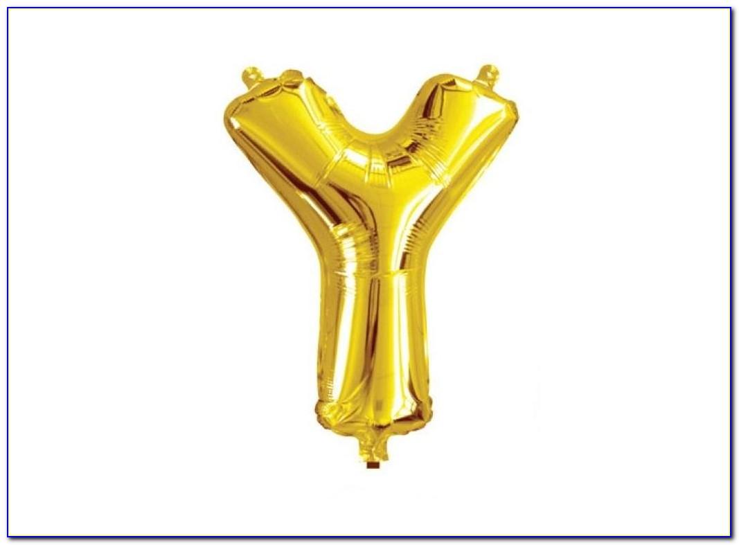 Lowercase Letter Balloons