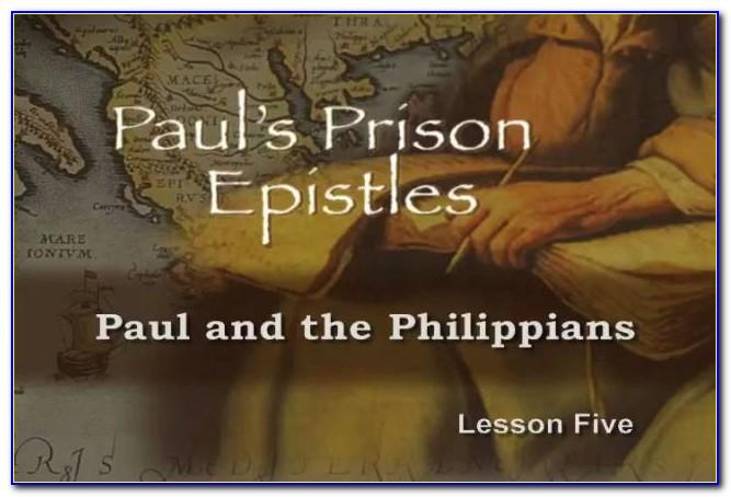 Meaning Of Paul's Letter To The Philippians