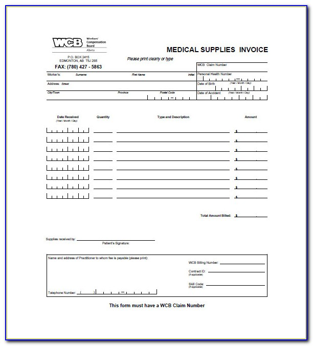 National Grid Gas Invoice Number