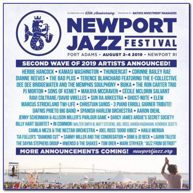 New Orleans Jazz Fest 2019 Lineup Announcement Date