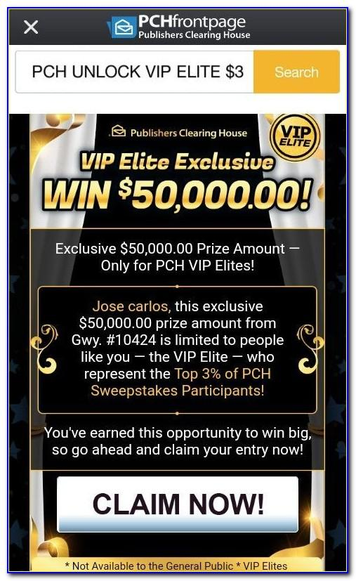 October 2018 Pch Winner Announced Today