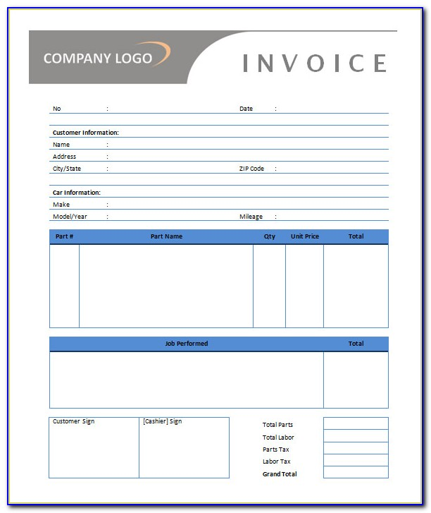 Pay By Plate Invoice Epass