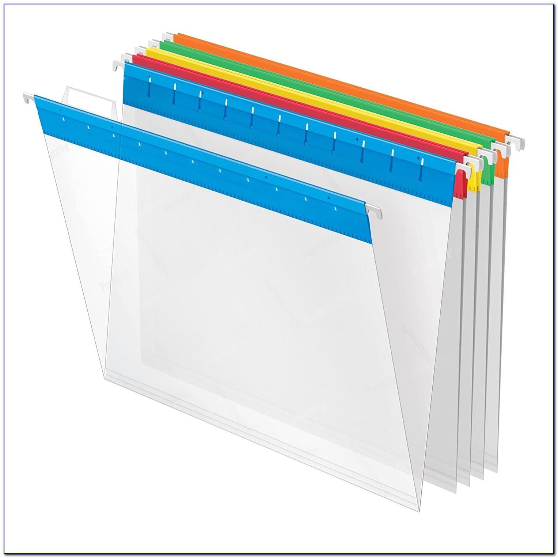 Pendaflex Letter Size Hanging File Folders