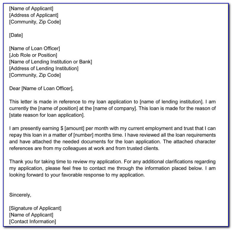 Personal Reference Letter Template Uk