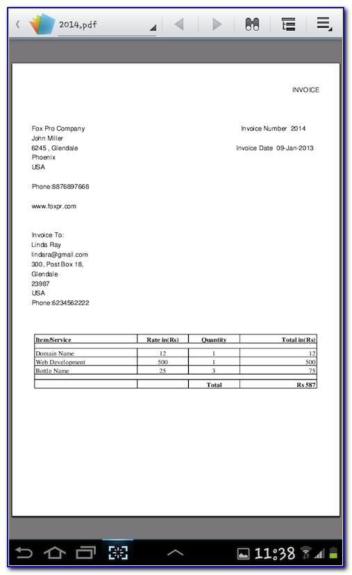 Print Amazon Prime Now Invoice