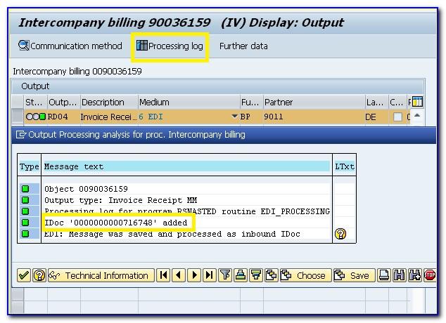 Proforma Invoice Editable Format