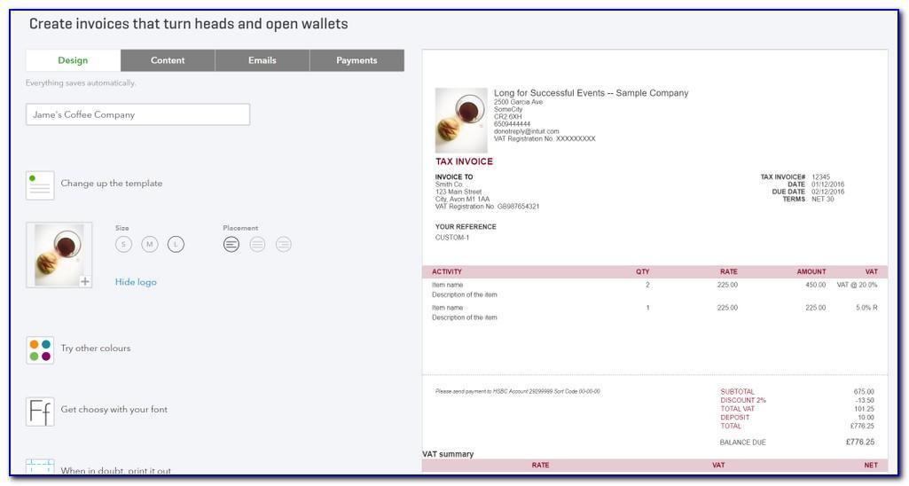 Quickbooks Iif Invoice Example