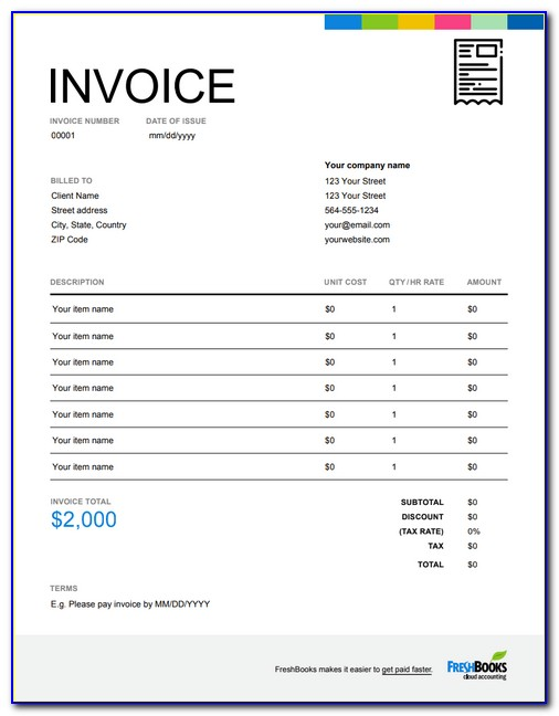 Quickbooks Import Invoices