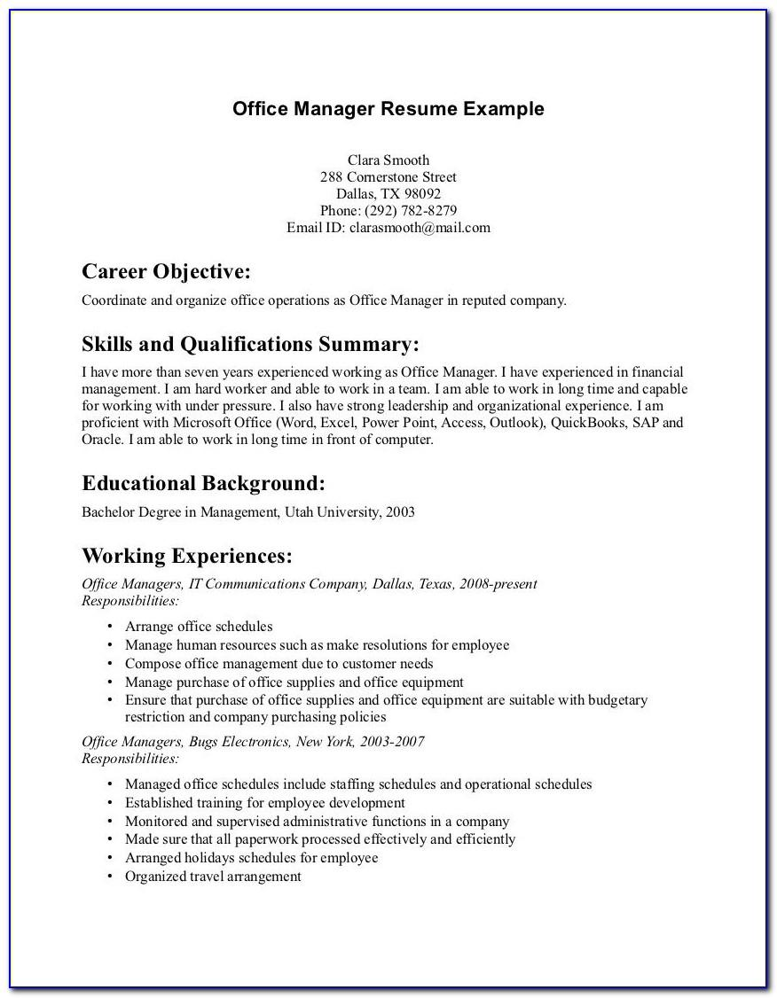Receptionist Cover Letter No Experience Pdf