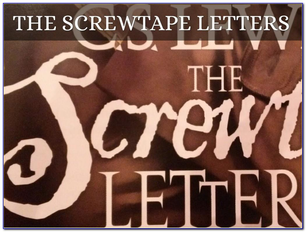 Screwtape Letters Audio Drama Free