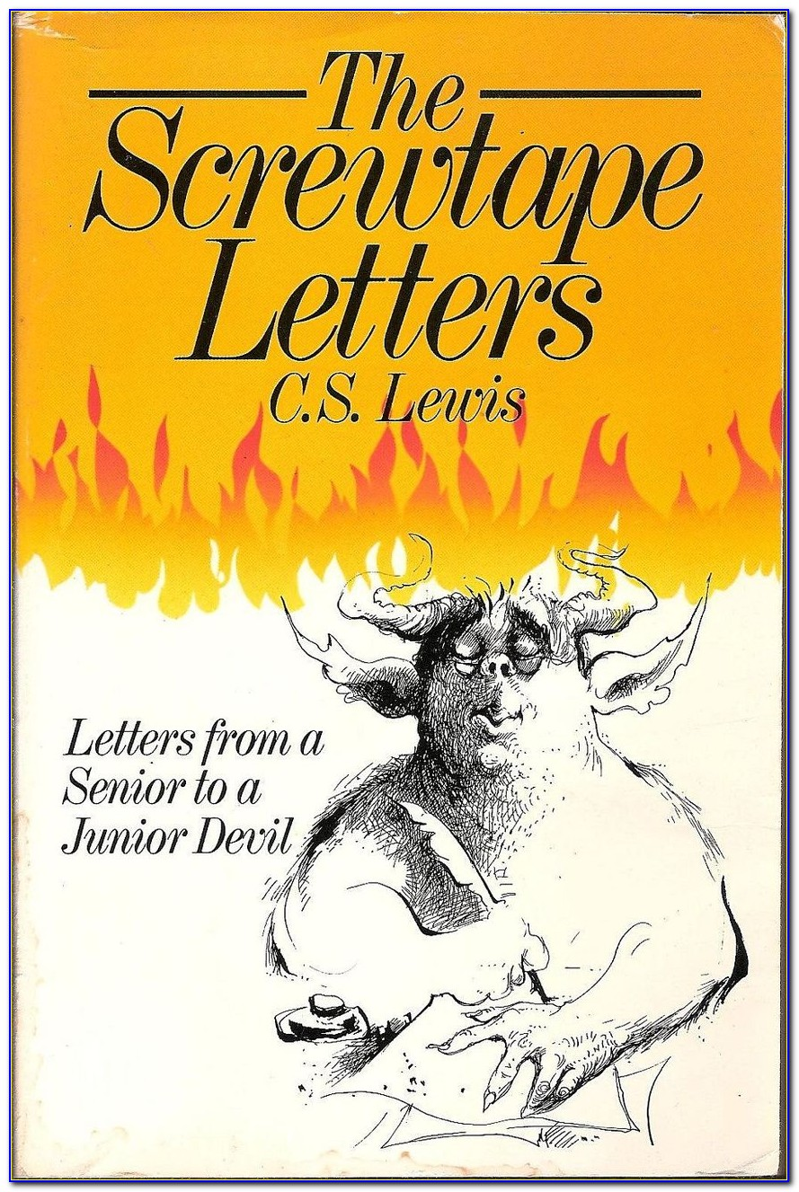Screwtape Letters Pdf Cs Lewis