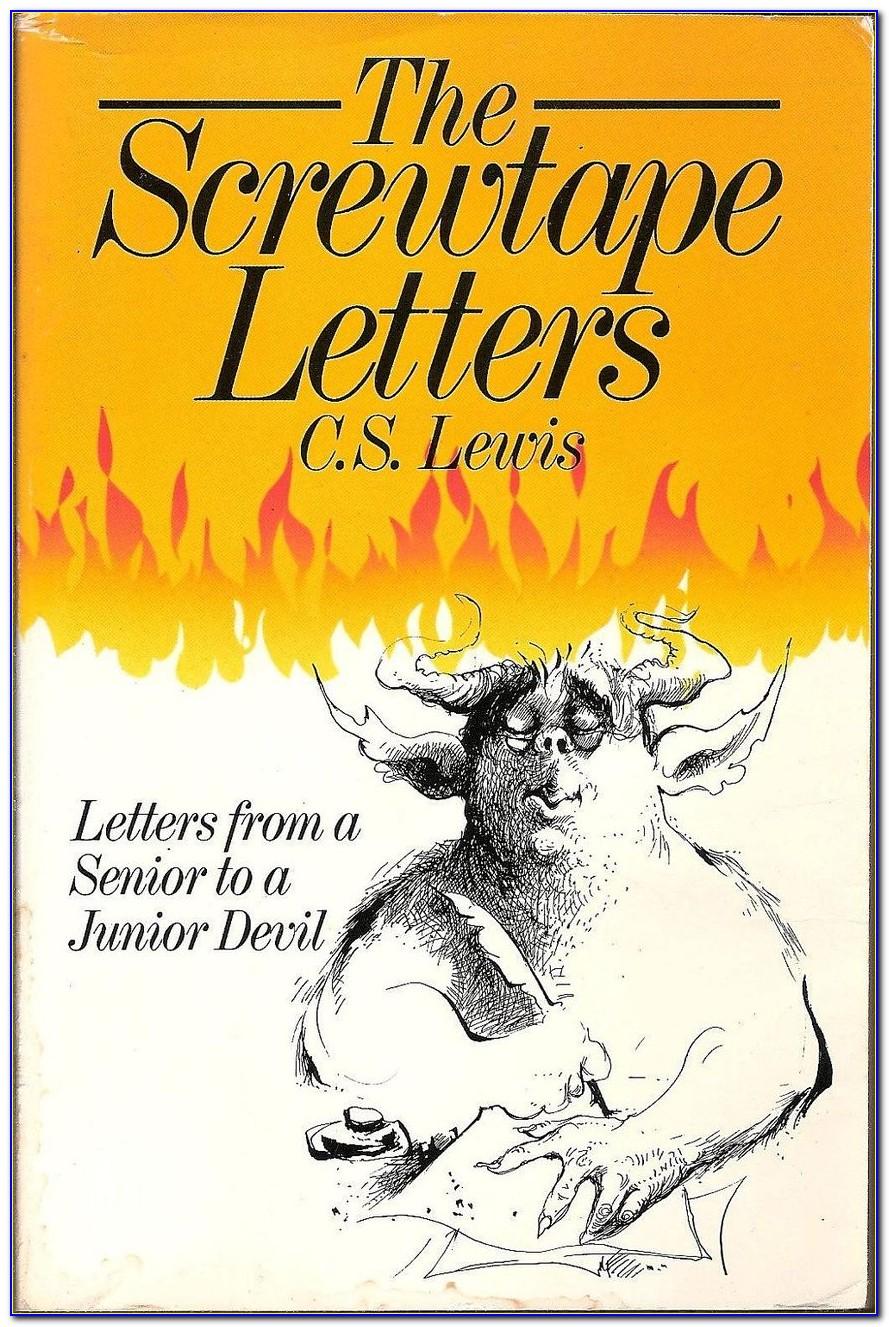 Screwtape Letters Pdf Cs Lewis