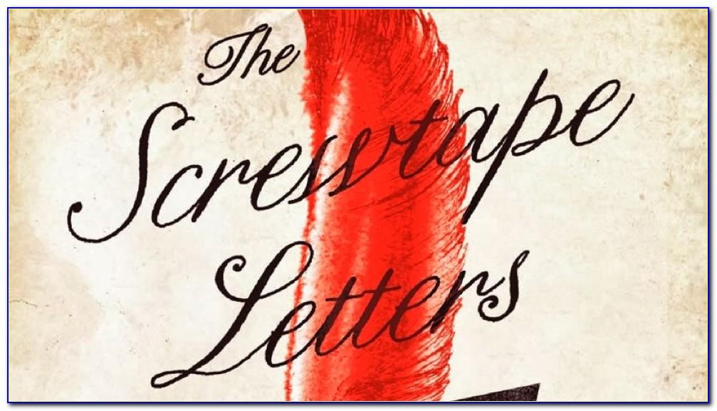 Screwtape Letters Pdf Online