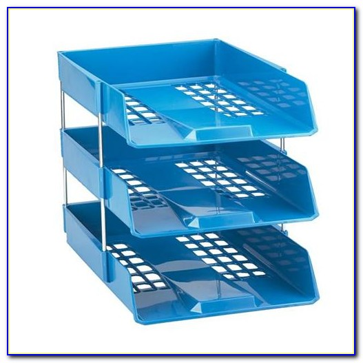 Stackable Letter Trays Target