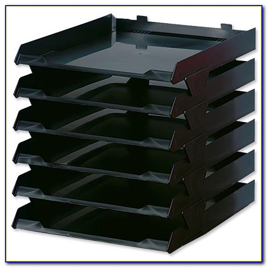 Stackable Letter Trays Walmart