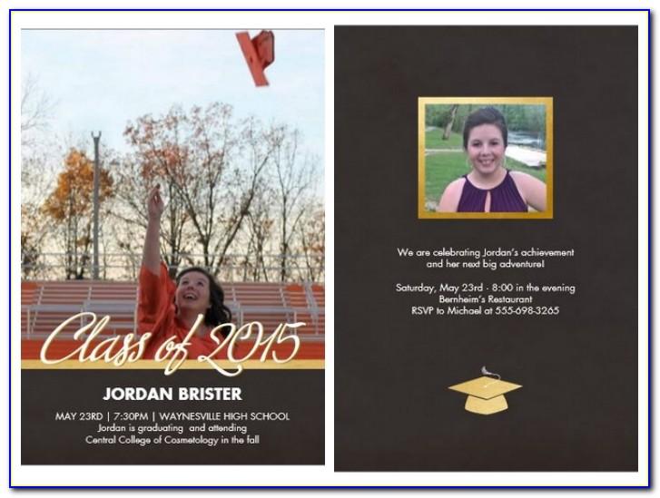 Staples Graduation Announcements