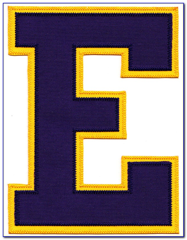 Tackle Twill Letters For Sale