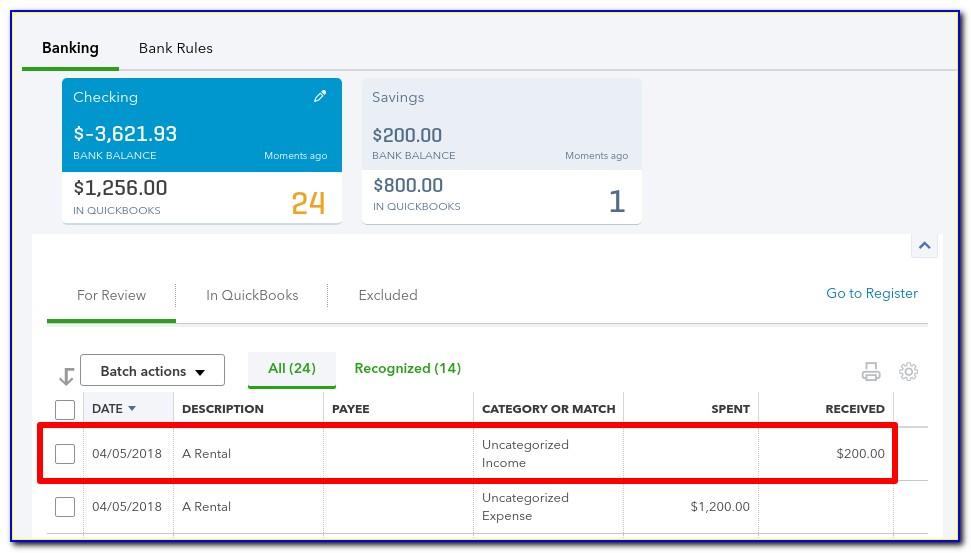 Unvoid An Invoice In Quickbooks Online