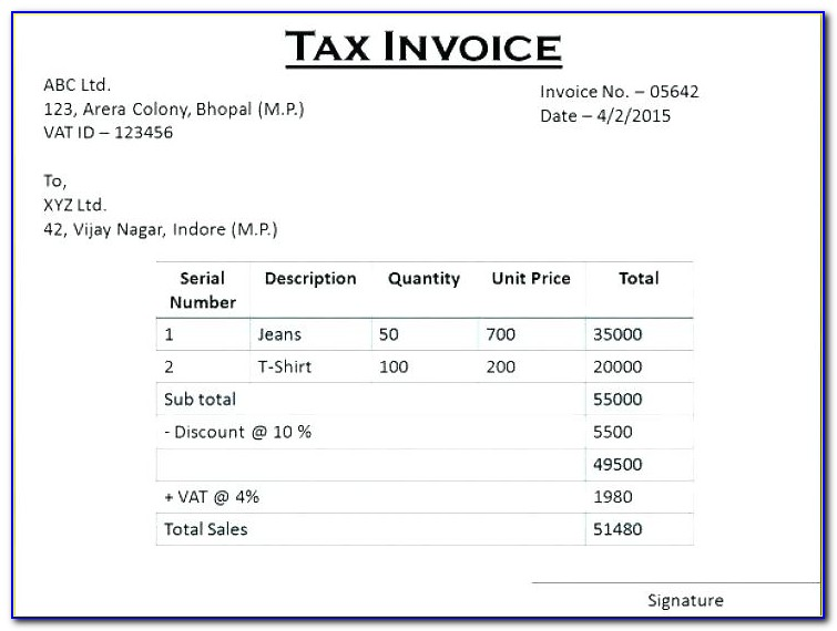 Vin Lookup Invoice Price