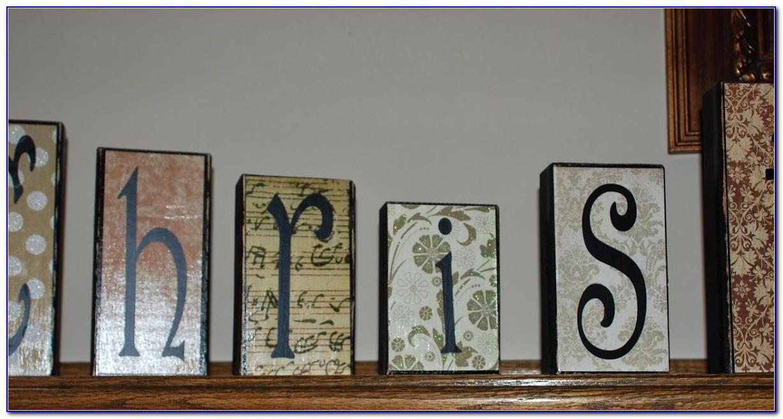 Vinyl Monogram Letters Michaels