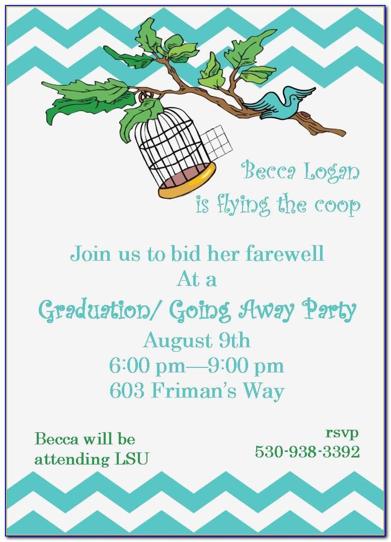 Vistaprint College Graduation Announcements