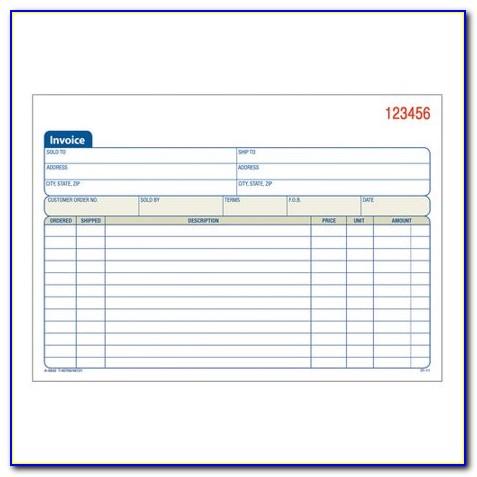 Walmart Print Invoice