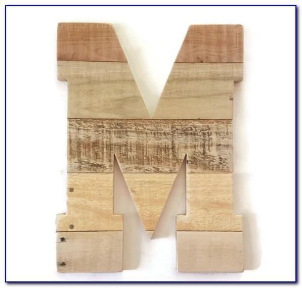 Wooden Letter Maker