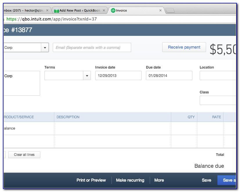 Zoho Invoice Apple Pay