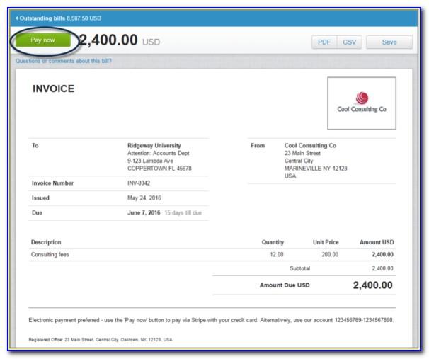 Zoho Invoice Cost