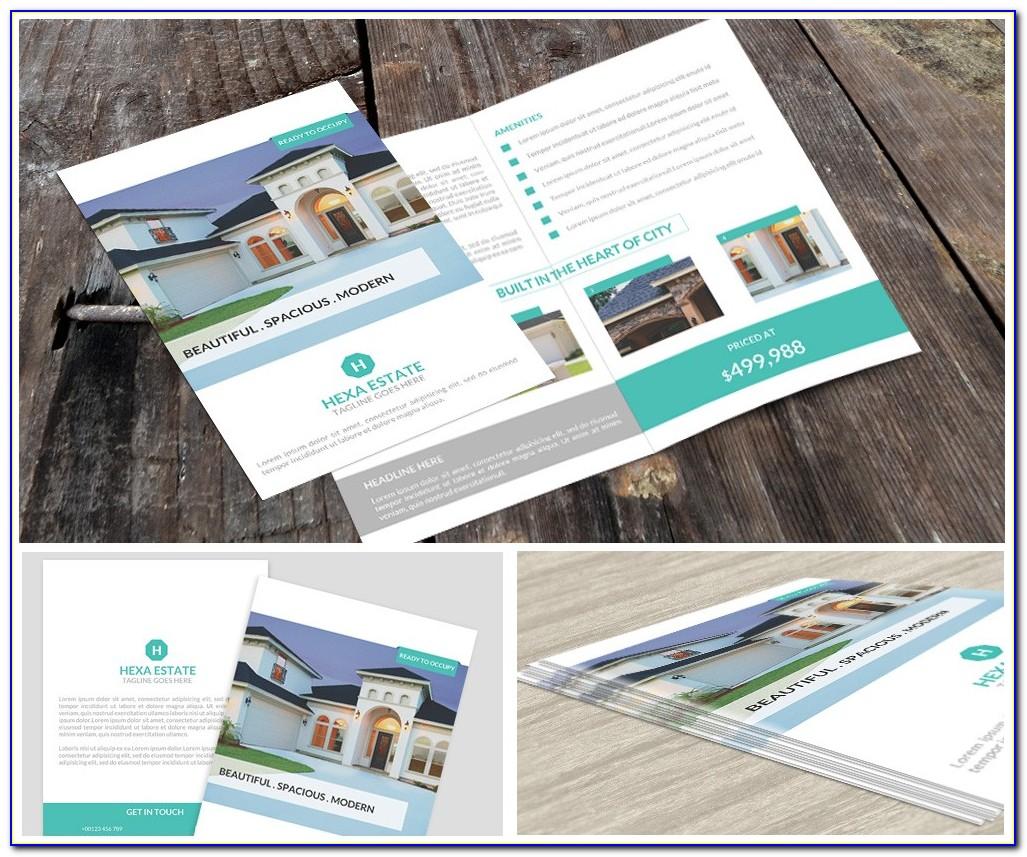 11x25 5 Brochure Printing