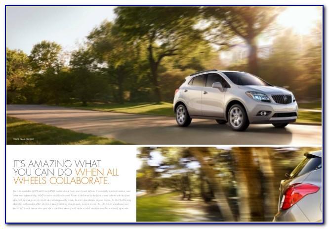 2013 Buick Encore Brochure