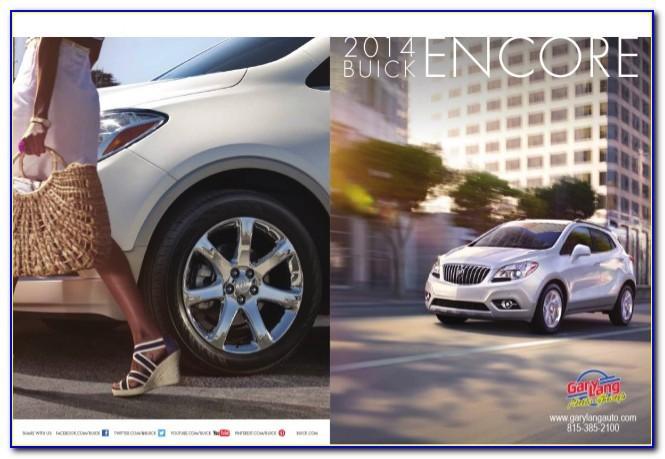2014 Buick Encore Brochure